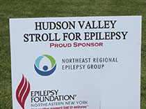 Hudson Valley Stroll for Epilepsy 2014