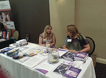 Epilepsy and seizure information booth