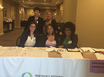 Northeast Regional Epilepsy Group team