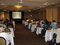 Dr. Lorna Myers speaks at PNES conference