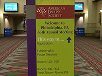 The 69th annual epilepsy convention