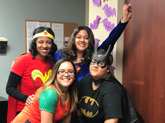 Halloween celebration Hackensack NJ Adult Epilepsy offices