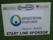 Northeast Regional Epilepsy Group Sponsored the Walk