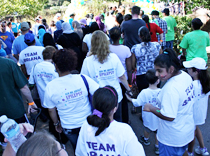 Hundreds walking to support epilepsy in New Jersey