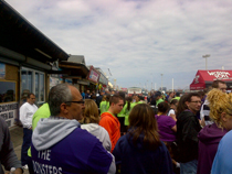 Jam packed for a Walk for a Brighter Tomorrow for Epilepsy