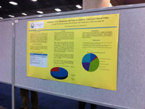 Dr Eric Segal's ambulatory EEG scientific poster