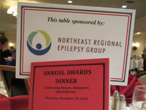 Northeast Regional Epilepsy Group was a sponsor