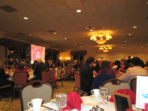 Epilepsy Foundation dinner in Albany, NY