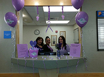 Overlook Epilepsy Center celebrates Epilepsy Day