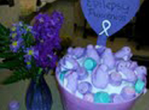 Epilepsy Awareness through purple treats