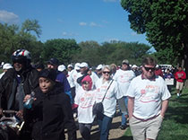 Epilepsy Foundation 2013 DC walk