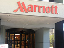 The Marriott hosted our epilepsy conference 2013