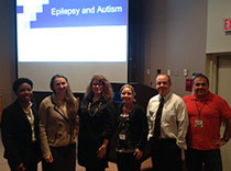 Team Northeast Regional Epilepsy Group in White Plains
