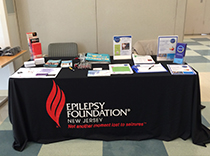 Epilepsy Foundation of NJ at Jersey City conference