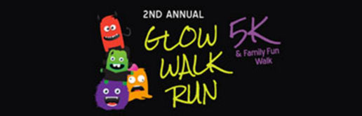 Glow Walk and Run for epilepsy and seizures