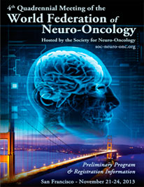 Fourth Quadrennial Meeting of the World Federation of Neuro-oncology